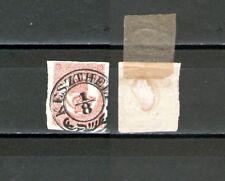 1871-72.  KESZTHELY K&K-Posthorn n.Rechts.Ungarn.Hungary.Hongrie.Hungria.