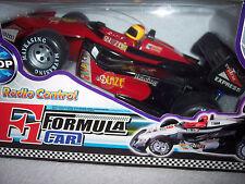 F1 Formula Radio Control Race Car 1:8 Scale Turbo Action Race Car~NEW