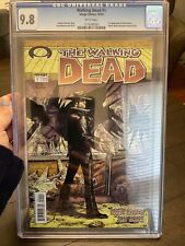 Walking Dead 1 CGC 9.8 NM/MT Image 2003 BLACK LABEL RARE HTF