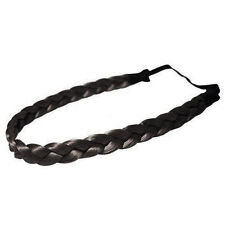 Women's Hair Extensions Braided Hairband