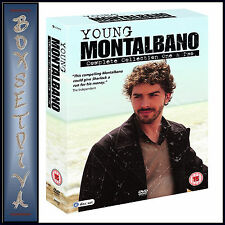 YOUNG MONTALBANO - COMPLETE SERIES 1 & 2 *BRAND NEW DVD***