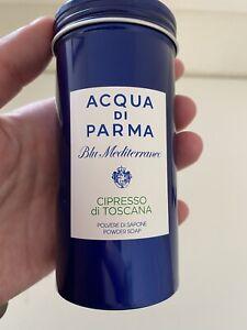 NEW ACQUA DI PARMA GENTS POWDER SOAP IDEAL QUALITY PRESENT