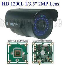 "SCP-3S1232B 1200L Sony CMOS 1/3.5"" 36IRx0.5mm 2MP 3.6mm Lens Weatherproof Camera"