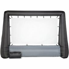"""Gemmy 44416 Airblown Projector Movie Screen Deluxe Inflatable, Giant 173"""""""
