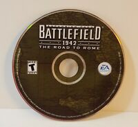Battlefield 1942: The Road to Rome PC CD-Rom 2003 windows expansion pack