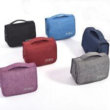 Подвесная косметичка для путешествий косметики сумочка сумки туалетных принадлежностей, складной органайзер