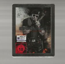 THE EXPENDABLES 3 - GERMAN IMPORT BLU RAY STEELBOOK - NEW & SEALED