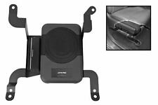 """Alpine Powered 8"""" Subwoofer+Speaker Amplifier+Harness For 2014-19 Toyota Tundra"""
