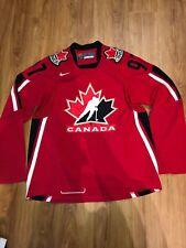 Nike Joe Thornton Canada National Hockey Jersey Mens Small Stitched