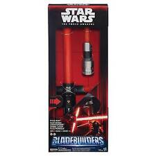 Star Wars The Force Awakens Kylo Ren Deluxe Electronic Lightsaber UK