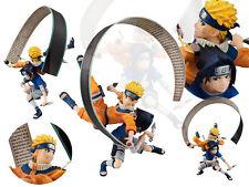 New Japan Anime Naruto Shippuden Uchiha Sasuke Uzumaki Naruto Figure 15cm NoBox