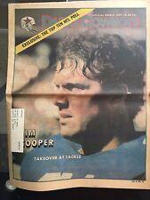 """ NFL Dallas Cowboys Official Weekly Magazine Septembe, 13, 1980; Vol. 6, No. 13"