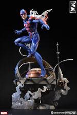 SIDESHOW EXCLUSIVE SPIDER-MAN 2099 PREMIUM FORMAT Statue Figure Statue Venom