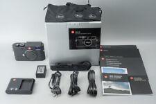 Leica M (Typ 262) Digital Rangefinder Camera Body - Black, 10947, Boxed