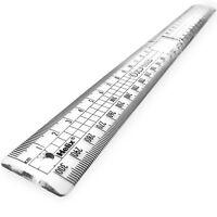 Helix Oxford 30cm/300mm Plastic Folding Ruler – Single - JO5011