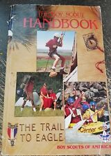 Boy Scouts of America The Boy Scout Handbook The Trail to Eagle Book