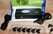 Schwaiger Pm128nad Netzteil Universal 120w LCD Display 100-240v Automatik Black