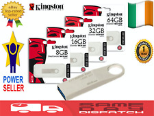 New Kingston DataTraveler Generation 4 USB 2 Flash Memory Stick 8GB 16 32 64