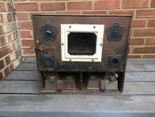 More details for vintage rippingilles canal boat paraffin cooker stove oven for restoration