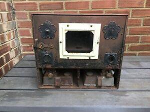 Vintage Rippingilles Canal Boat Paraffin Cooker Stove Oven for RESTORATION