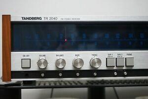 Tandberg TR-2040 Vintage Stereo Receiver