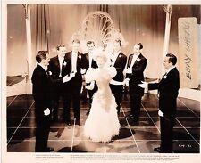 Ann Sheridan,Dennis Morgan,Shine on Harvest Moon 1944 8x10 original B/W Photo-C