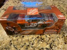 2002 Tony Stewart #20 Home Depot Winston Cup Champ 1:24 NASCAR Action MIB
