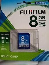 Fujifilm 8GB SDHC Card - OEM - 600008956