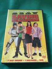 Saving Silverman (Dvd, 2001, Pg-13 Theatrical Version) Tested, Working