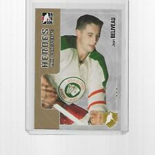 2005-2006 IN THE GAME HEROES AND PROSPECTS HOCKEY JEAN BELIVEAU #9