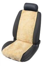 Lammfellbezug echt Lammfell 2x Sitzauflage für PKW ohne Seitenairbag AS7336dgr-2