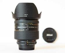 NIKON 24-85mm F/2.8-4 IF EXCELLENT FX full frame lens