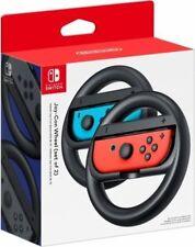 Official Nintendo Switch - Joy-Con Steering Wheel Set - Mario Kart 8 Deluxe