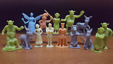 RARE CEREAL PREMIUM MEXICAN FIGURES Shrek PROMOTION RICOLINO TINYKINS