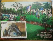 O) 2019 Botanical Environmental Vertient - Martiano Forest Of Ariguanabo, Mnh