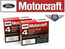 Set of 8 Genuine Motorcraft Spark Plug SP405 AGSF22FM1