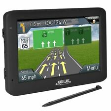 "Magellan RoadMate 5635T-Lm 5"" Touchscreen Gps Navigator W/ Lifetime Maps"