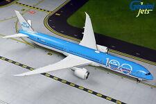"""Gemini Jets KLM """"100 Years"""" Boeing B787-10 1/200"""