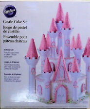 Romantic Castle Cake Set from Wilton #910 - NEW