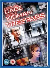 TRESPASS -  Nicolas Cage & Nicole Kidman **BRAND NEW DVD***