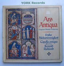 SAWT 9530/31 - ARS ANTIQUA - Konrad Ruhland CAPELLA ANT - Ex 2 LP Record Box Set