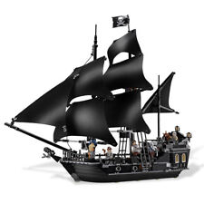 The Black Pearl Ship Model  Building  Pirates of the Caribbean Toys 804pcs nobox