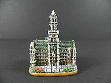 München Rathaus Marienplatz Modell,Souvenir Deutschland,handbemalt