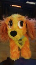 Lady And The Tramp Dog Disney Stuffed Plush Toy