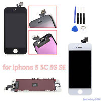 For iPhone 5 SE 6 6S 7 8 Plus LCD Screen Touch Digitizer Glass Len Assembly Tool