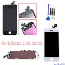Для Iphone 5 Se 6, 6S, 7, 8 Plus X ЖК-экран сенсорный аналоговый экран лот сборка инструмент
