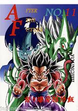 Dragon Ball AF Doujinshi DBAF All character vol.11 (YoungZizii) 76p Ikari Bakuha