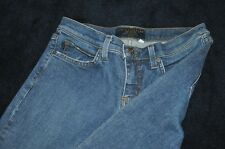 Juicy Couture Glamorous med. wash womens flaired jeans size 29