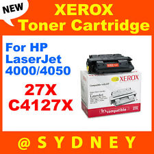 Xerox compatible HP 27X C4127X Toner Cartridge LaserJet 4000/4050 042L90926