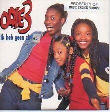 (635F) Odie 3, Ik Heb Geen Zin - 1997 CD